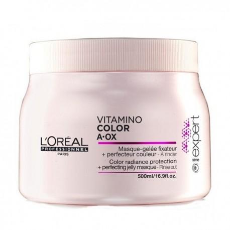 Masque Gelée Fixateur Vitamino Color L'Oréal