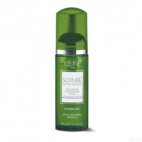 Keune So Pure Volumizing Conditioning Foam 185 ml