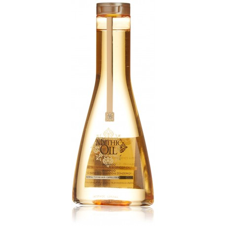 L'Oreal Professionnel Shampooing Mythic Oil pour Cheveux Fins 250 ml